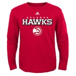 NBA Kids' Atlanta Hawks Long Sleeve T-shirt