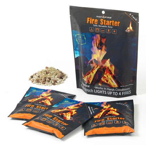 Display product reviews for InstaFire Fire Starters 3-Pack