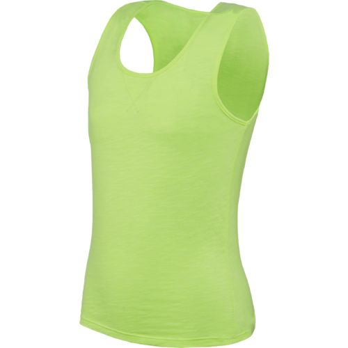 BCG Girls' Lifestyle Basic Slub Tank Top