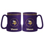 Boelter Brands Minnesota Vikings Gametime 18 oz. Mugs 2-Pack