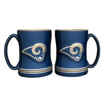 Boelter Brands St. Louis Rams 14 oz. Relief Mugs 2-Pack
