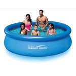 "Summer Waves® 10' x 30"" Quick Set® Round Pool with RP350 Filter Pump"