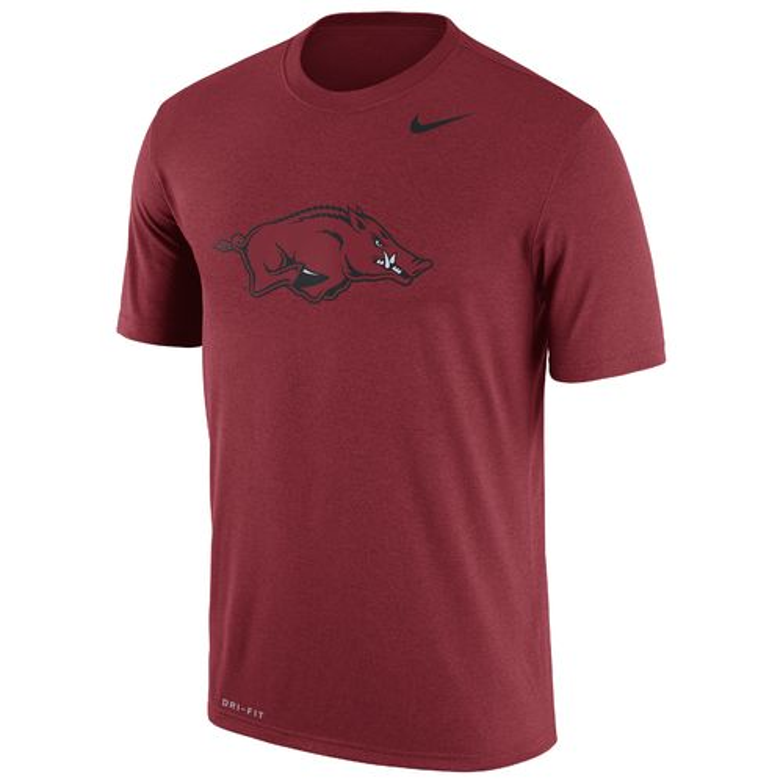 Display product reviews for Nike Men's University of Arkansas Legend Dri-FIT Short Sleeve T-shirt