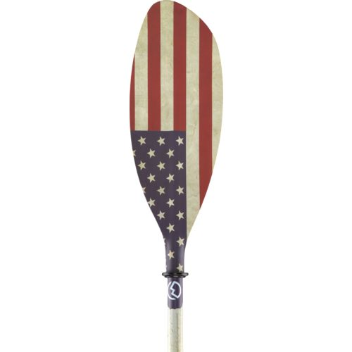"Magellan Outdoors™ 87"" American Flag Kayak Paddle"