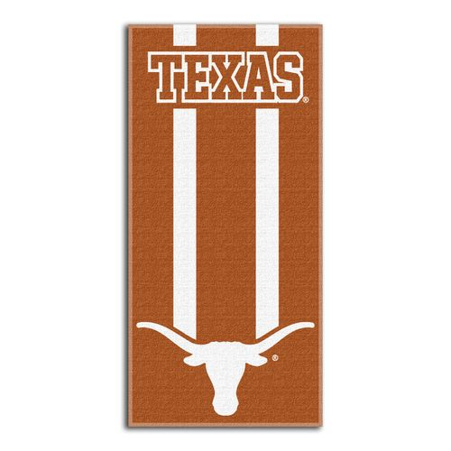 The Northwest Company University of Texas Zone Read Beach Towel