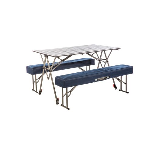 Kamp-Rite Kwik Set Table with Benches - view number 1