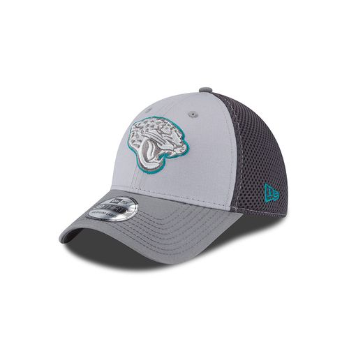 New Era Men's Jacksonville Jaguars Grayed Out Neo 39THIRTY Cap
