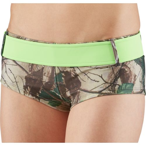 Realtree Juniors' Xtra® Green Boyshort