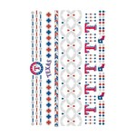 Lulu DK Texas Rangers Jewelry Flash Tattoos
