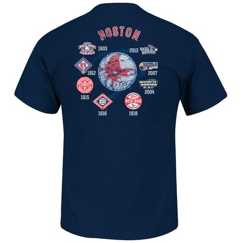 Majestic Men's Boston Red Sox Last Rally T-shirt