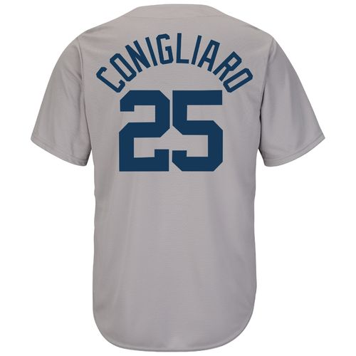 Majestic Men's Boston Red Sox Tony Conigliaro #25 Cooperstown Cool Base 1969 Replica Jersey