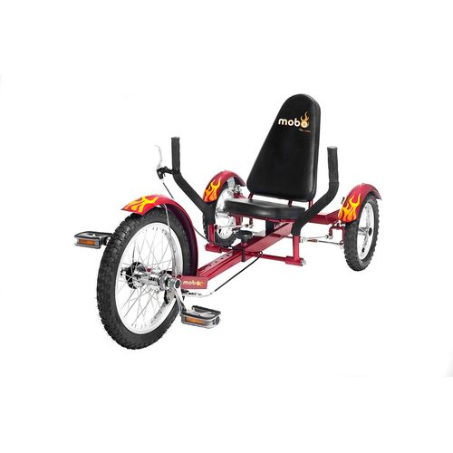 Mobo Cruiser Kids' Triton 3-Wheel Cruiser