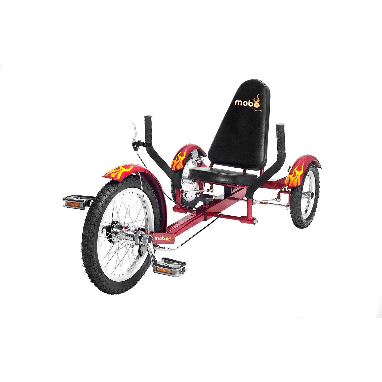 Mobo Cruiser Kids' Triton 3-Wheel Cruiser