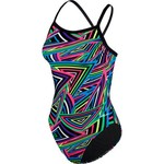 Dolfin Women's Winners V-2 Back 1-Piece Swimsuit