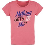 Under Armour® Girls' Nothing Gets By Me T-shirt
