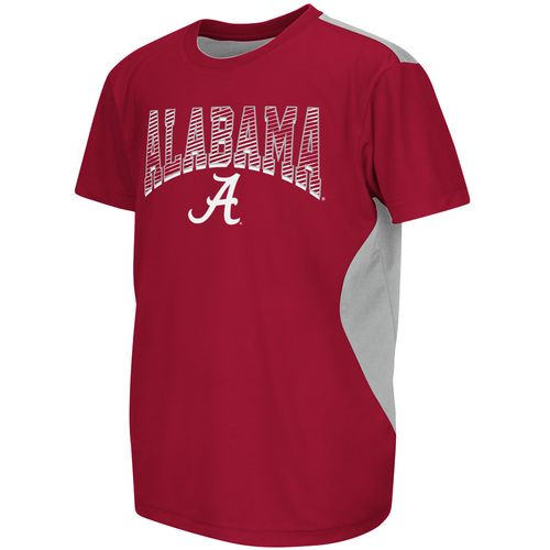 Colosseum Athletics™ Boys' University of Alabama Short Sleeve