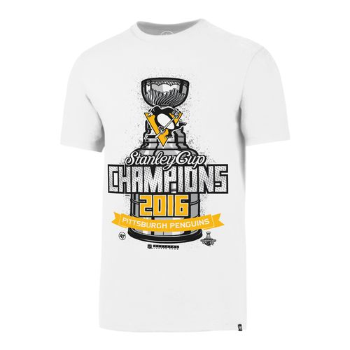 '47 Men's Pittsburgh Penguins 2016 NHL Stanley Cup Champions Locker Room T-shirt