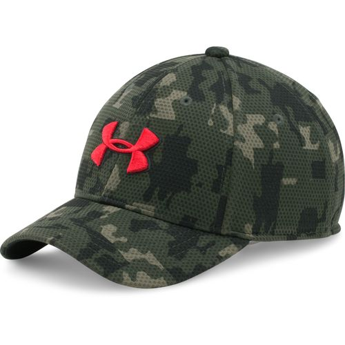 Under Armour™ Boys' Printed Blitzing Cap
