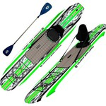 "California Board Company Voyager 10' 6"" Soft Stand-Up Paddleboarding Package"