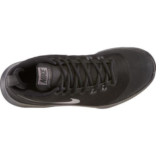 Nike Men's Air Versatile Nubuck Basketball Shoes - view number 4