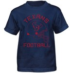 NFL Boys' Houston Texans Downhill Rusher T-shirt