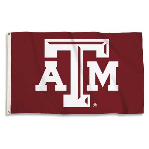 BSI Texas A&M University 3'H x 5'W Flag