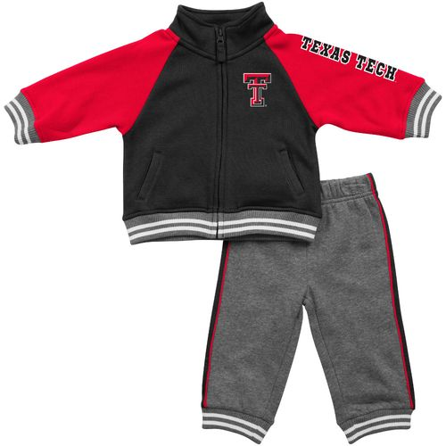 Colosseum Athletics™ Infants'/Toddlers' Texas Tech University Aviator Fleece Jacket