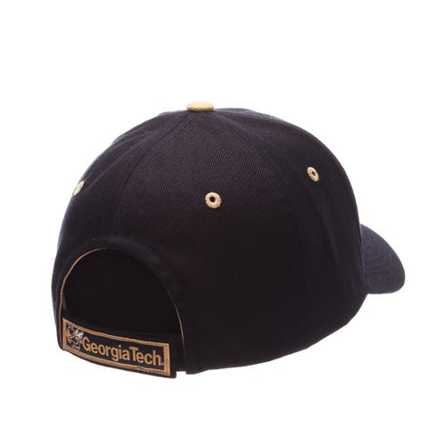Zephyr Men's Georgia Tech Competitor Cap - view number 2