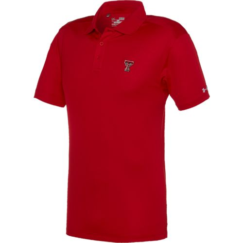 Under Armour™ Men's Texas Tech University Performance Polo