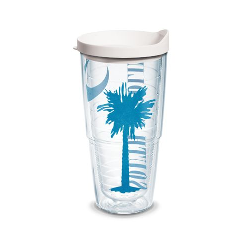 Tervis South Carolina Colossal Flag 24 oz. Tumbler with Lid