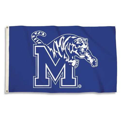 BSI University of Memphis Fan Flag