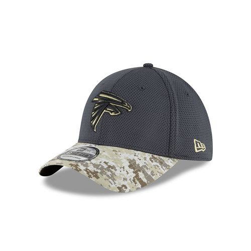 New Era Men's Atlanta Falcons Salute to Service 39THIRTY Cap