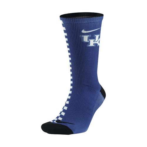 Nike™ Men's University of Kentucky Digital Print Crew Socks