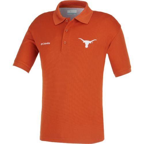 We Are Texas Men's University of Texas Perfect Cast Polo Shirt