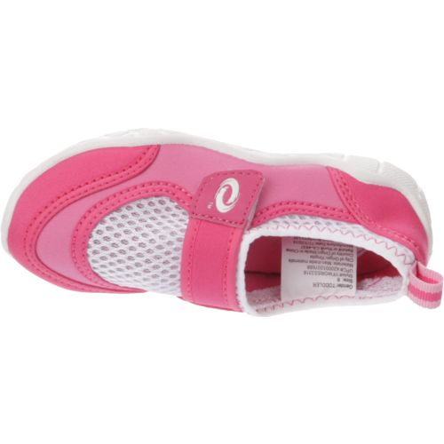 O'Rageous Toddler Girls' Aquasock II Water Shoes - view number 4