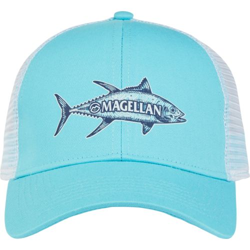 Magellan Outdoors Men's Sketched Tuna Trucker Cap - view number 1