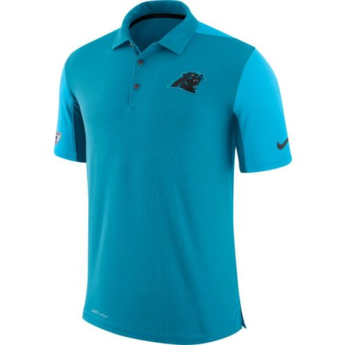 Nike™ Men's Carolina Panthers Team Issue '17 Polo Shirt - view number 1