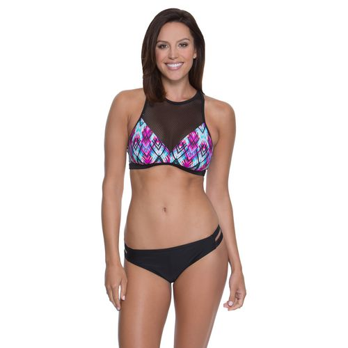 BCG Women's Rock On Bralette Swim Top