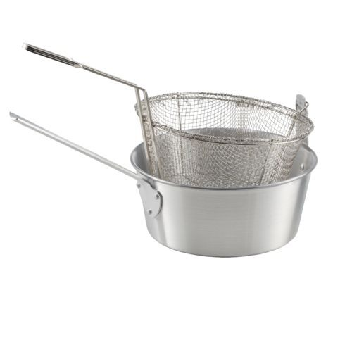 Outdoor Gourmet 8 qt. Pan and Basket Set - view number 3