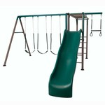 Lifetime Monkey Bar Swing Set - view number 1