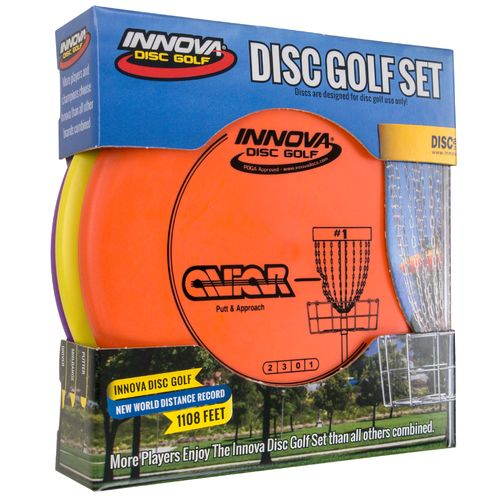 Flying Discs + Disc Golf