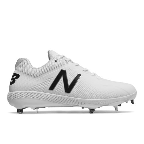 New Balance Men\u0027s 4040v4 Metal Low Baseball Cleats