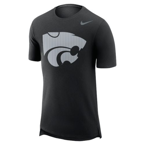 Nike™ Men's Kansas State University Enzyme Droptail T-shirt - view number 1
