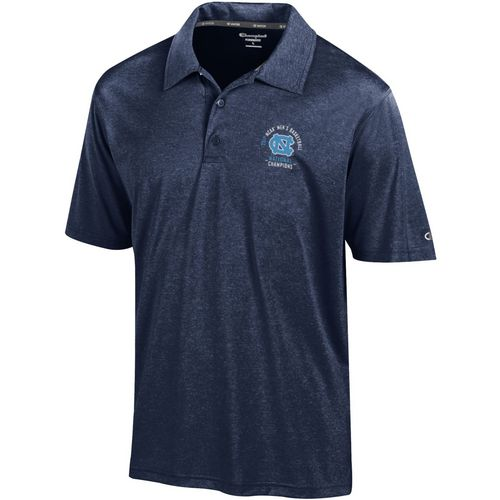 Champion Men's University of North Carolina 2017 NCAA Men's National Champions Polo