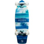 Kryptonics Super Fat Cruiser Blue Fish 30.5 in Skateboard - view number 1