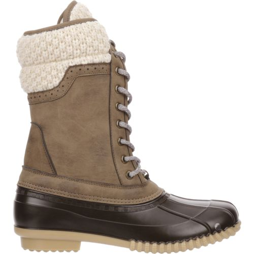 Display product reviews for Magellan Outdoors Women's Sweater Collar Duck Boots