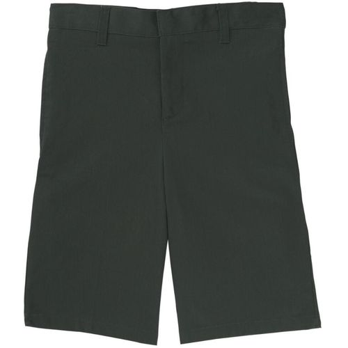 French Toast Boys' Flat Front Adjustable Waistline Short