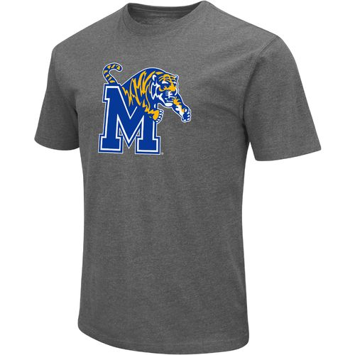 Colosseum Athletics Men's University of Memphis Logo Short Sleeve T-shirt