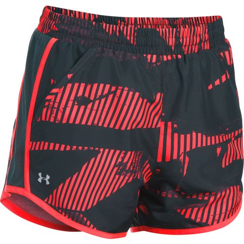 Under Armour Women's Fly By Printed Running Short