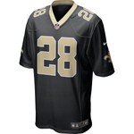 Nike Men's New Orleans Saints Adrian Peterson Team Game Jersey - view number 2